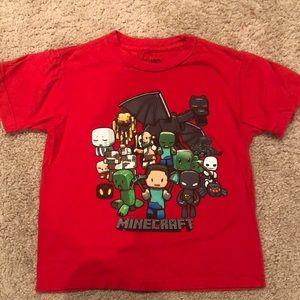 Boys Minecraft Tee